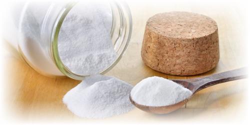 Blanqueamiento dental con bicarbonato de sodio