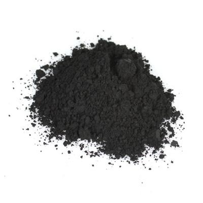 Blanqueamiento con carbón activo